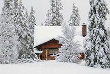 WINTER / Snow, candles, tea, cuddling, warm clothes and snowy landscapes - this all is lovely winter. And much more.  Schnee, Kerzen, Tee, Kuscheln, verschneite Landschaften und warme Kleidung. Das alles ist toll am Winter. Und noch viel mehr.