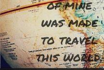 •traveling•