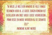 Wat te doen bij een overlijden? / http://www.meride.nl