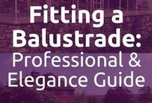 Handy to know! / tips and helpful advice on balustrades