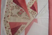 Quilting, Foundation piecing,  ideas & patterns too / Might just get to like this