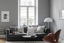 Living Room I Republic of Fritz Hansen / At Republic of Fritz Hansen we are inspired by your interpretations and usage of Fritz Hansen furniture. We are thrilled to see how you style our design classics in your homes. In this board you will find a mix of our own Republic of Fritz Hansen pictures and pictures that we have pinned - in other words: carefully chosen living room interior inspiration from all around the world
