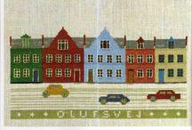 Cross Stitch Scandinavian-Danish