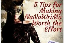 NaNoWriMo Hacks / All the tips you need to win National Write a Novel Month in one place