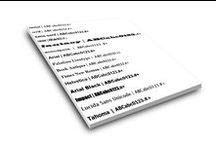 Web Fonts (App)