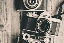 Vintage Cameras / My favorite vintage cameras.