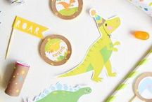 Ideas Fiesta Dinosaurios / ¡Hola! En este tablero voy guardando pines de mi tienda online sobre #dinosaurios e ideas que me encantan de la web. Unafiestabonita.com