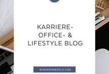 Karriere-, Office- und Lifestyle – MY MIRROR WORLD / Mein Blog richtet sich an Frauen, die mit beiden Beinen im Leben stehen und versuchen, Karriere, Beruf und Alltag unter einen Hut zu bringen. Ich bin selbst selbständig, führe eine Designagentur und gebe Karrieretipps und du findest Beiträge zu den Themen Zeitmanagement, Produktivität, Organisation, Büroalltag, Work-Life-Balance, Motivation und Selbständigkeit. Außerdem zeige ich Büromode und Business Outfits, in denen man sich einfach wohl fühlt.