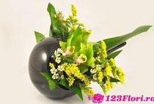 Aranjamente florale rotunde