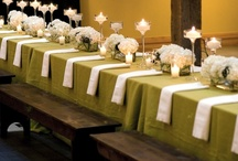 Tablescapes / Pretty, interesting or unique ideas for decorating tables