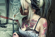 Smoking Tattoos