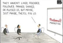Marketing Humor / Humorous marketing cartoons and such