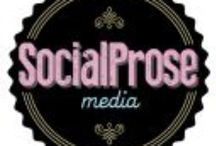 Just Us! / SocialProse... our pictures, our logos... just us!