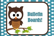 Bulletin Boards / Ideas to Inspire! / by McPherson College Teacher Ed