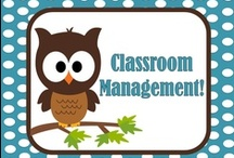 Classroom Management / by McPherson College Teacher Ed