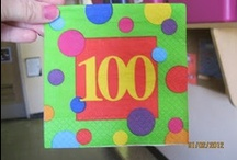 100th Day / Ideas to Inspire! / by McPherson College Teacher Ed