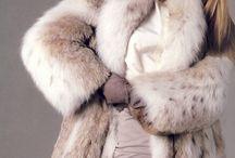 Furs for women / I love fur even tho it's a bit evil....