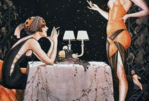Roaring 20's / If I could go back in time  and choose any time to live in it would be the 20's!