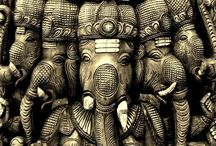 Ganesha / Lord Ganesh , Ganesha :  remover of obstacles