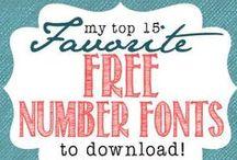 DTP - fonts... / by Julia