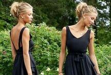 Little Black Dress / The staple in any woman's closet