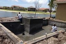 Riverstone / New residential pool