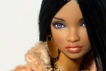 Barbies / Didn't love barbies as a kid but I love all the different styles they made. New and old!-soso