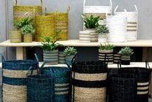 Beautiful Baskets from Satara