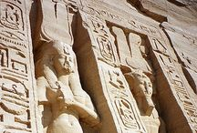 Ancient Egypt / I've become obsessed with ancient Egypt! The mystery, their beliefs...