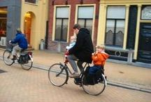 Baby Like Bike / Fashionable, safe, and savvy biking in the city with your kids.