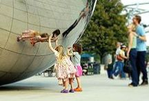 Chicago - To Do With Kids / Fun (and inexpensive and sometimes simply free) things to do with toddlers in Chicago.