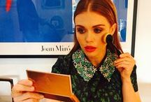 LOOKBOOK / Check out the love we are getting from our customers including Holland Roden and Hanna Beth. Post a selfie with our makeup brush sets and get your money back on your order! Email us for details.