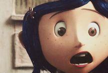 Coraline / It's not Tim Burton