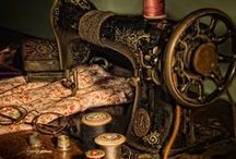 Seamstress' Corner / by Gypsy Moye'