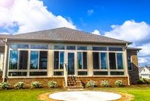 Our Sunrooms / These are some of the sunrooms that we have built.