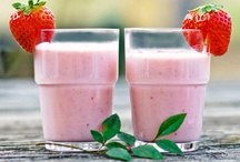 Drinks are on me.. / Delicious ,summery,healthy,or just great to sip on any occasion