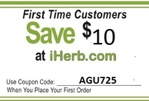 Coupons and Discount codes!