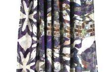 """Graphic Prints / #scarves """"modernist #prints #design #artist """"bold """"prints"""