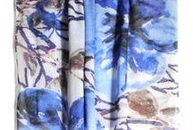 Floral Inspired Scarves