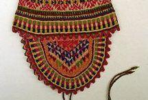 Handknit Hats / /