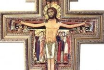 .... CRUCIFIX .... CROSS .... / by FLOSSIE
