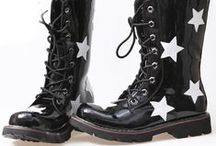 ♥SH⊙Ξ§♥ / ♥SHOES♥ Mostly Bangin' Boots + Doc's ї ♥ ~ Also Sum CraZy Shoes.  Check Out my Numerous Other Shoe Styles.