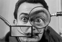 ∞DALї ☜ Thε MAN∞ / Salvador Dali the Man. The Artist.  An AmaZing Collection of Photography & LiFe of Dali.  See DALI ☜THE ART for.. the ART of Dali. / by Dylanna💀