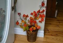 Fall Decorating / Some great Fall decorating ideas, ideas that I love or just want to keep in one place to share.