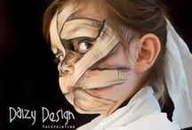 ◀₭їⓓ§유 FⓐCΞ Aⓡ†▶ / I'm a Make~Up Artist in NZ  ~ Painting Kids Faces is Awesome 'Work'!! Kids L♥VE having their Faces Painted ↖(^▽^)↗