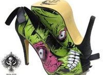 \m/P§ΨCH §H⊙∈Z / ↭ My Psychotic Shoes Style ↭