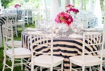 Linens and Sashes