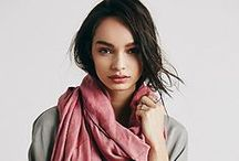 Scarves and Kimonos we love / Inspiring #scarves #kimonos and stylesfrom favorite retailers, fans and friends