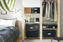 ROOM ORGANIZATION / Need some fresh ideas to get your on campus room or apartment situated?