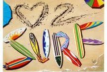 Lily's Surf Page / For a gorgeous surfer chic